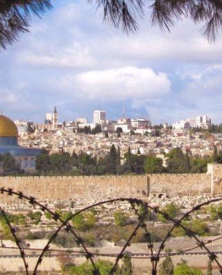 Jerusalem Israel Palestine Dome of The Rock Golden Dome