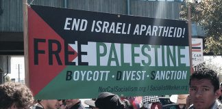 Boycott Divestment Sanctions - BDS