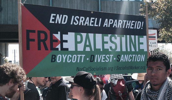 Boycott Divestment Sanctions - BDS