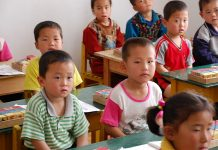 Children - North Korea