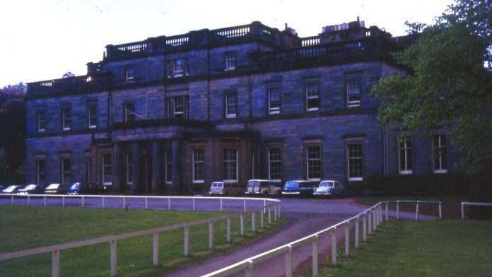 Lord Balfour childhood home - East Lothian - Scotland
