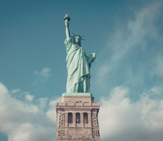 Statue of Liberty - United States of America