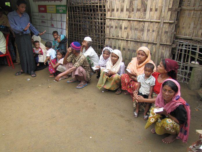 Little hope for Rohingya IDPs - Myanmar Burma