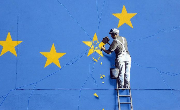 Banksy does Brexit