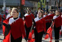 Mayor's Annual Christmas Parade Celebrates 45th Birthday