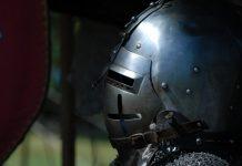 Medieval Helmet Crusaders