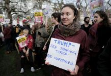 Trump Stop Spreading Terror - End Islamophobia