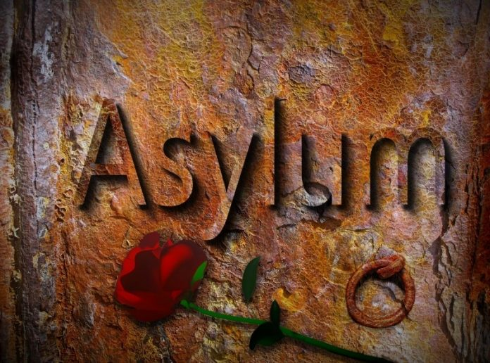 Asylum, Refugees, Tracking, Help, Protection, Shelter