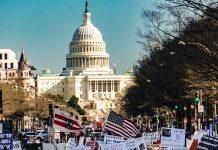 No Muslim Ban - Washington, DC USA