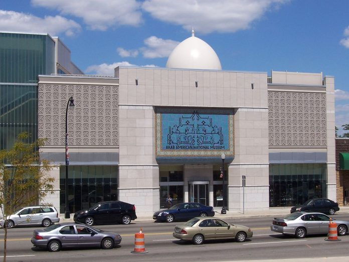 The Arab American National Museum in Dearborn - Michigan celebrates the history of Arab Americans