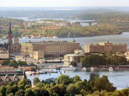 Royal Palace, Sweden, Stockholm