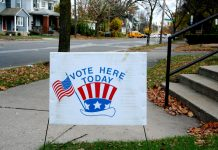 Vote Here Today
