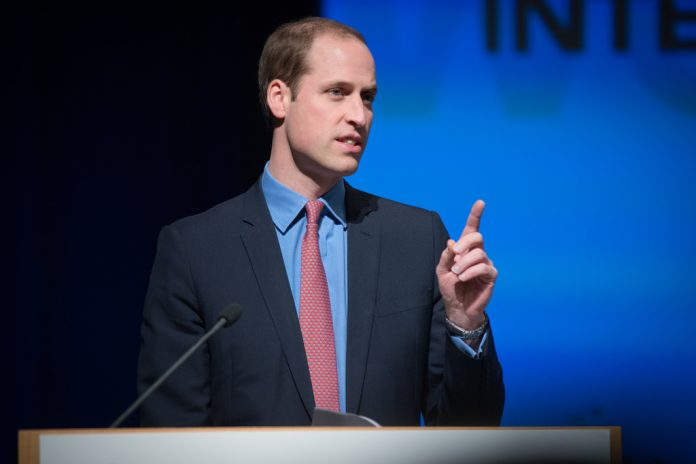 Prince William Duke of Cambridge
