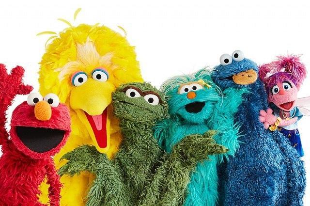 """""""Sesame Street"""" – an instructive cartoon"""