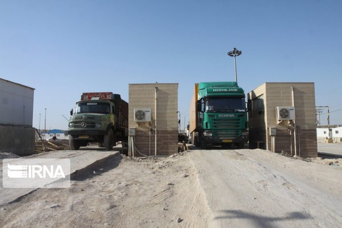 $181 million worth of goods exported from Sistan-Baluchestan to Afghanistan