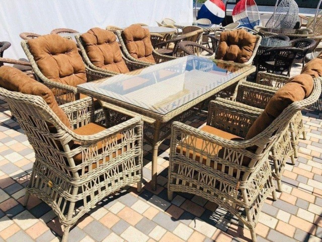 Chinar FM produces wicker furniture