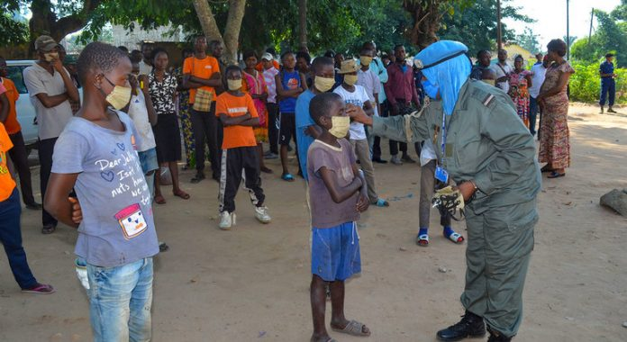 DR Congo: COVID-19 slows pace of reform, exacerbates fragile security situation
