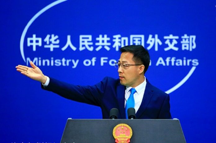 Diplomat: China does not approve actions escalating tensions