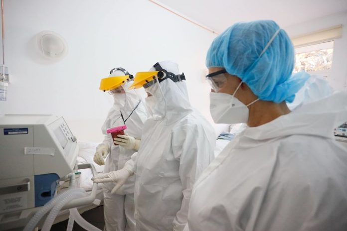 Doctors, nurses equipped with medical protective materials since day one of Covid-19 outbreak