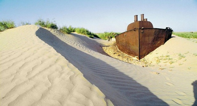 Environmental protection issue in the Aral Sea Region discussed