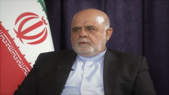 Envoy: Iran keen on friendly ties with all Arab states