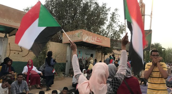 FROM THE FIELD: Sudanese women ready to 'break taboos' and run for office