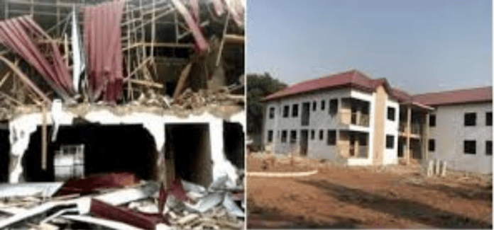 House of Representatives Committee condemns demolition of Nigerian embassy in Ghana