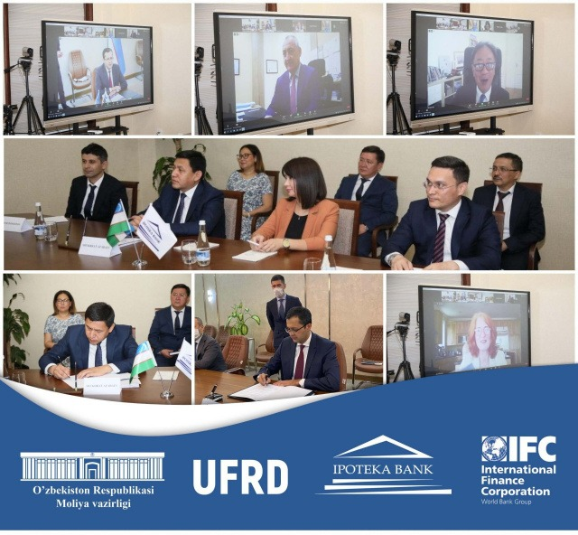 IFC provides Ipoteka Bank with $35 million loan