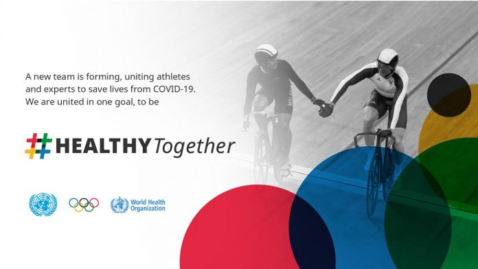 IOC joins forces with WHO and the United Nations to fight COVID-19