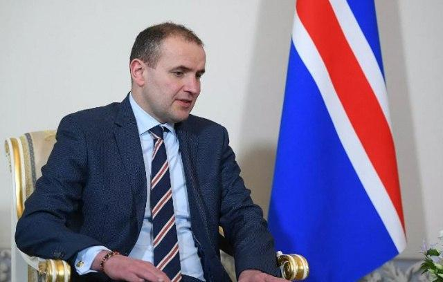 Iceland's President re-elected with 92 percent of vote