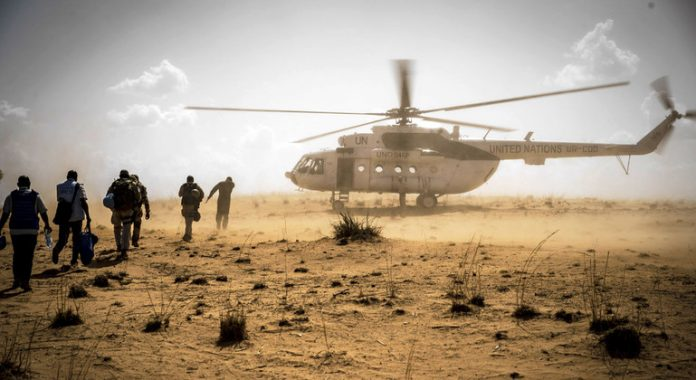 In central Mali, community fighting and impunity, 'overwhelming' efforts to protect civilians