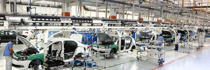 Industrial output sees sharpest decline in 18 years