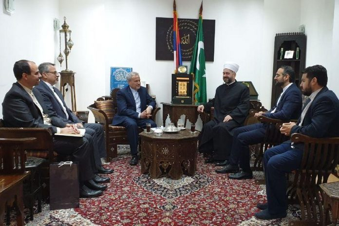 Interfaith dialogue significant for proximity among religions
