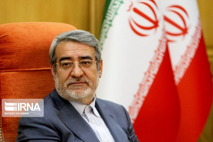 Interior Minister: Iran, Iraq need to boost security, peace