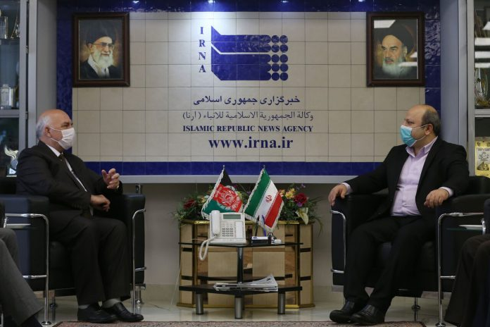 Iran-Afghanistan ties must not be subject to media mischief, IRNA chief says
