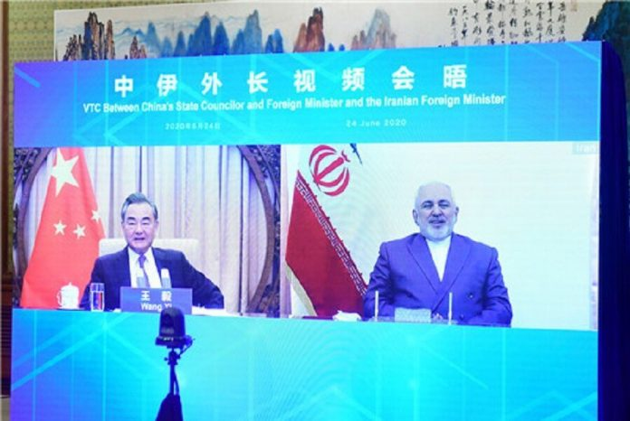 Iran, China reiterate support for JCPOA