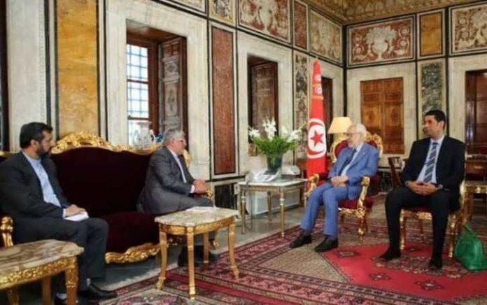 Iran, Tunisia stress strengthening parliamentary ties