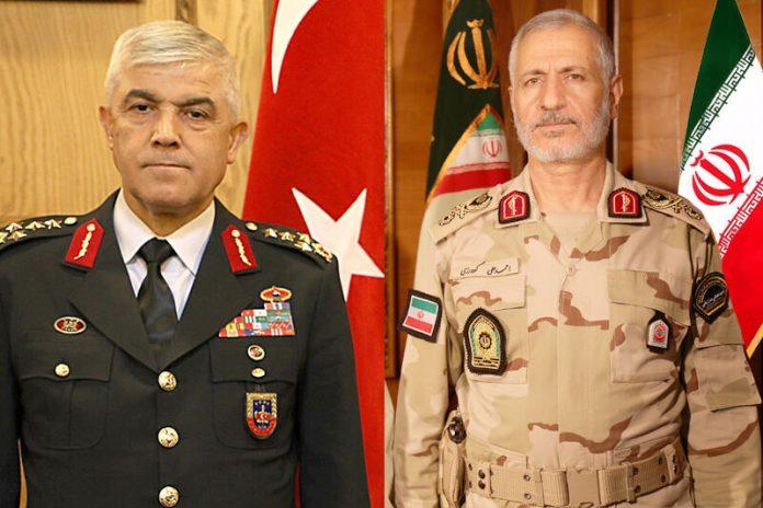Iran, Turkey vow to continue border interaction