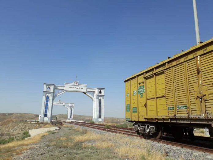 Iran, Turkmenistan resume rail exchanges