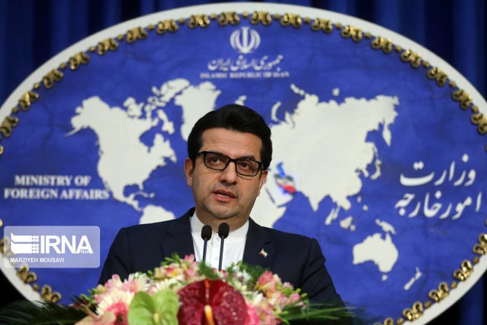 Iran condemns US for imposing sanctions on Nord Stream 2
