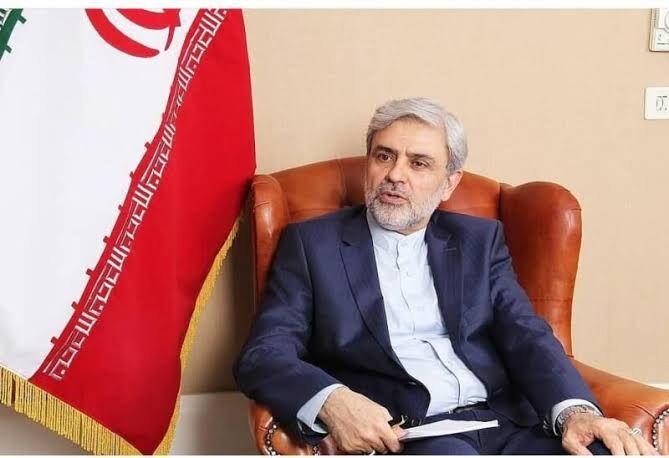 Iran envoy strongly condemns terrorist attack in Pakistan's Karachi