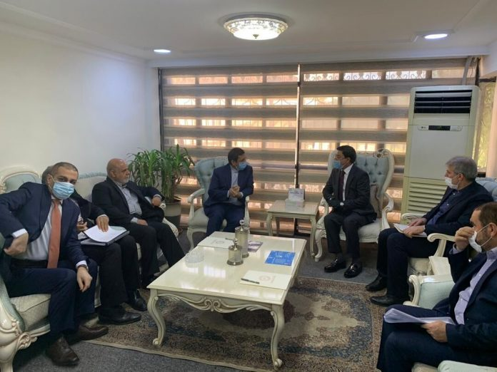 Iran stresses need to expand financial cooperation with Iraq