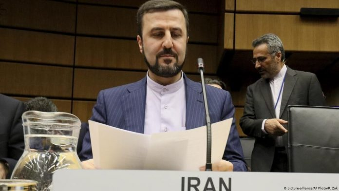 Iran to take appropriate action in response to resolution of IAEA BoG, envoy says