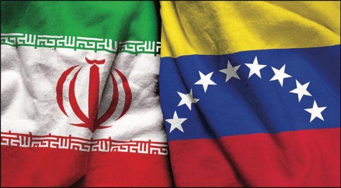 Iranian cargo ship carrying food supplies arrives in Venezuelan territorial waters