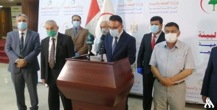 Iraq enters a dangerous phase of epidemic – health minister