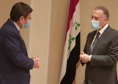Iraqi PM: Baghdad stands by Tehran during hard times