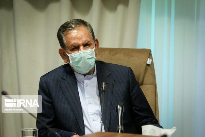 Jahangiri hails Khorasan STP producing ventilators