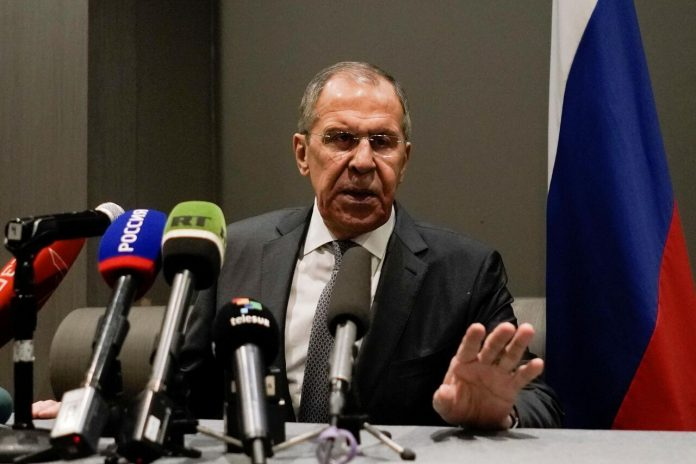 Lavrov undermines US attempts to extend Iran