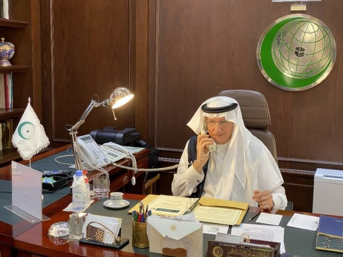 OIC Secretary General, UNRWA chief discuss arrangements for donor conference