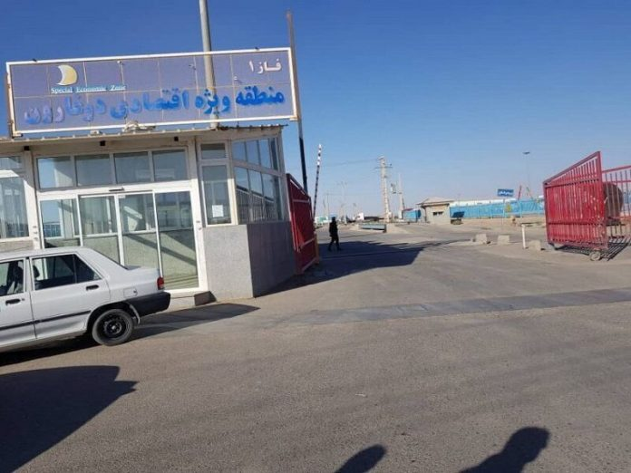 Official: Dogharoon Iran-Afghanistan cross border gate reopens for lorries